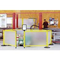 NeXtrac Safety Flex - avskärmningssystem