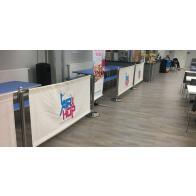 Caféafzetting -2 meter- (Complete set)